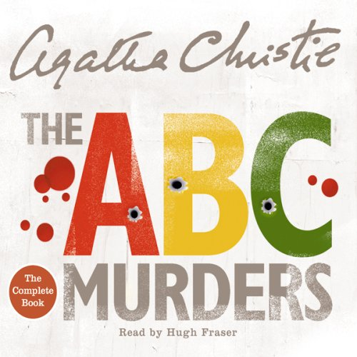 The Best Agatha Christie Books - The ABC Murders by Agatha Christie
