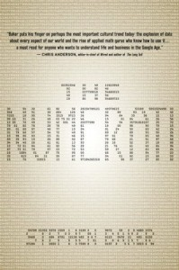 The best books on Watson - The Numerati by Stephen Baker