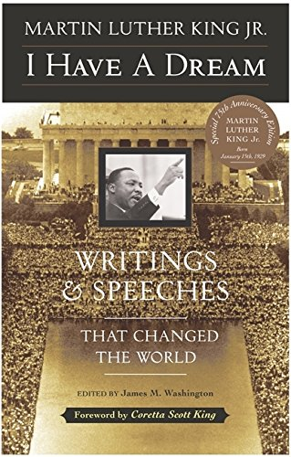 Clarence B Jones recommends the best Best Speeches of All Time - Dr Martin Luther King, Jr's 'I Have a Dream' speech, 28 August 1963 by Martin Luther King