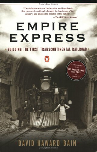 The best books on Filmmaking - The Empire Express by David Haward Bain