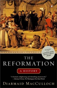 The best books on The Renaissance - The Reformation by Diarmaid MacCulloch