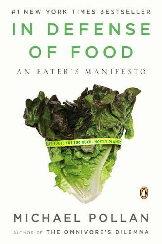 The best books on His Fast Food Philosophy - In Defense of Food by Michael Pollan