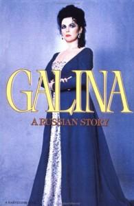 The best books on Communism - Galina by Galina Vishnevskaya