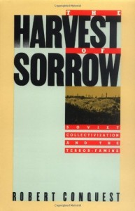 The best books on Communism - The Harvest of Sorrow by Robert Conquest