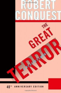 The best books on Communism - The Great Terror by Robert Conquest