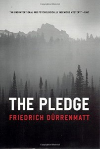 The best books on Thrillers - The Pledge by Friedrich Dürrenmatt