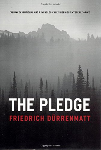The best books on Thrillers - The Pledge by Friedrich Dürrenmatt