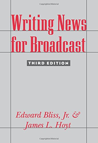 The best books on Essential Reading for Reporters - Writing News for Broadcast by Edward Bliss Jr. and James L Hoyt & Guy Raz