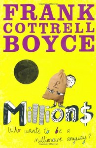 The best books on Filmmaking - Millions by Frank Cottrell Boyce