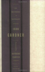 The best books on Creative Writing - On Becoming a Novelist by John Gardner