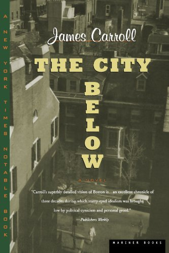 The best books on Jerusalem - The City Below by James Carroll
