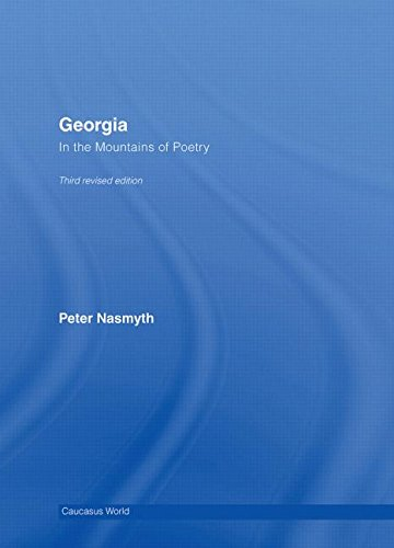 The best books on Georgia and the Caucasus - Georgia by Peter Nasmyth