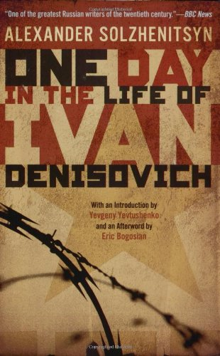 The best books on Communism - One Day In The Life Of Ivan Denisovich by Aleksandr Solzhenitsyn