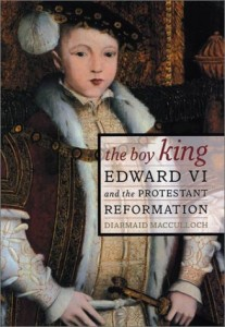 The Best History Books: the 2019 Wolfson Prize shortlist - The Boy King by Diarmaid MacCulloch