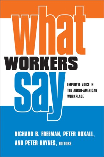 The best books on Labour Unions - What Workers Say by Richard B Freeman & Richard B. Freeman