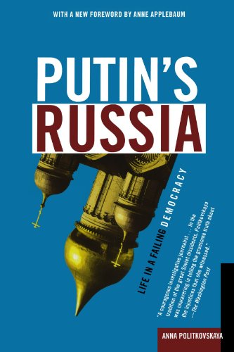 The best books on Georgia and the Caucasus - Putin's Russia by Anna Politkovskaya