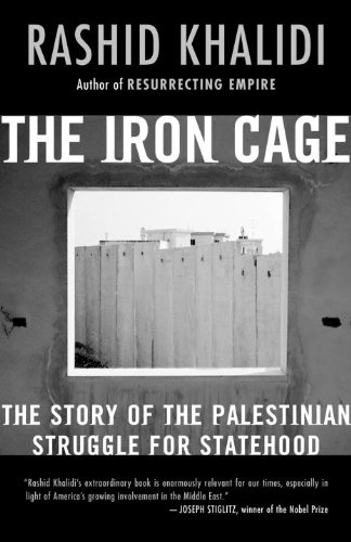The best books on Jerusalem - The Iron Cage by Rashi Khalidi