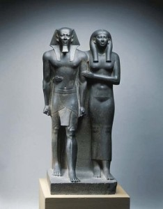 The best books on Ancient Egypt - Egyptian Art in the Age of the Pyramids by Dorothea Arnold