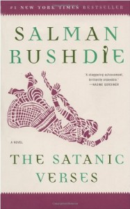The best books on Censorship - The Satanic Verses by Salman Rushdie