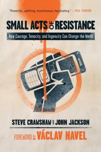 The best books on Human Rights - Small Acts of Resistance by Steve Crawshaw