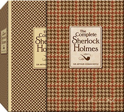 The best books on Neuroscience as a Career - The Complete Sherlock Holmes by Sir Arthur Conan Doyle