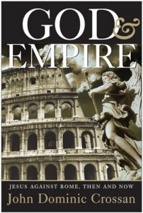 The best books on Jerusalem - God and Empire by John Dominic Crossan