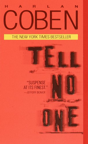 The best books on Thrillers - Tell No One by Harlan Coben