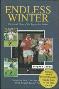 The best books on Rugby - Endless Winter by Stephen Jones