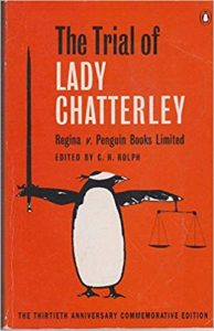 The best books on Censorship - The Trial of Lady Chatterley by C H Rolph
