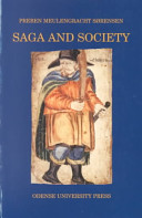 The best books on Old Icelandic Culture - Saga and Society by Preben Meulengracht Sørensen