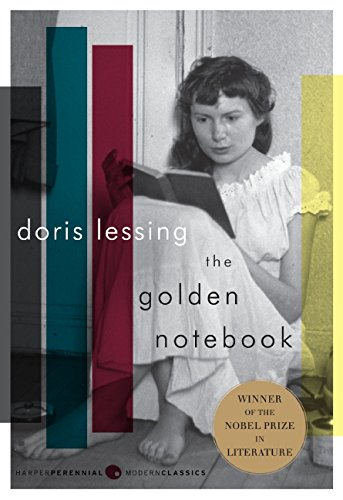 The best books on Women in Society - The Golden Notebook by Doris Lessing