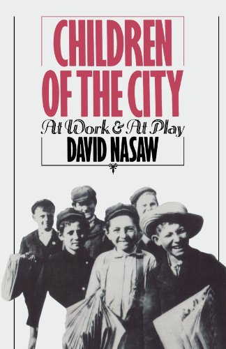 The best books on The Kennedys - Children of the City by David Nasaw