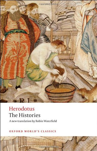 The best books on The History of the Present - The Histories by Herodotus