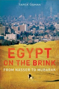 The best books on The Arab World - Egypt on the Brink by Tarek Osman