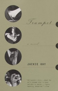 Jackie Kay recommends the best books of Poetry - Trumpet by Jackie Kay