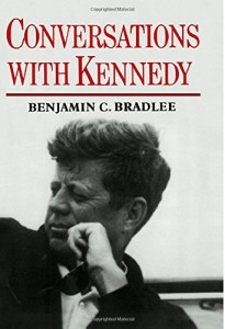 The best books on The Kennedys - Conversations with Kennedy by Benjamin C. Bradlee