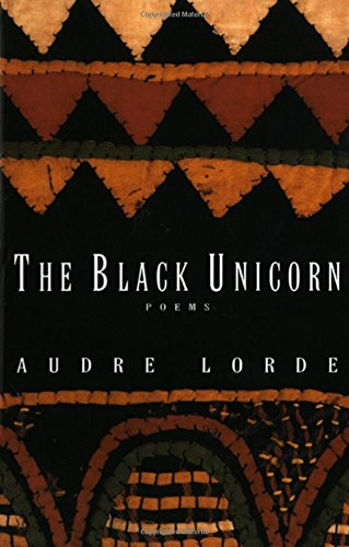 Jackie Kay recommends the best books of Poetry - The Black Unicorn by Audre Lorde