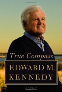 The best books on The Kennedys - True Compass by Edward M. Kennedy