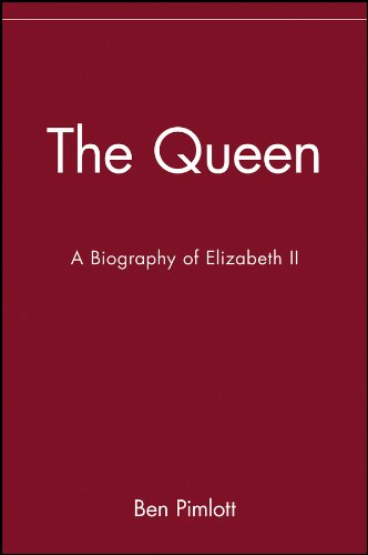 The best books on British Royalty - The Queen by Ben Pimlott