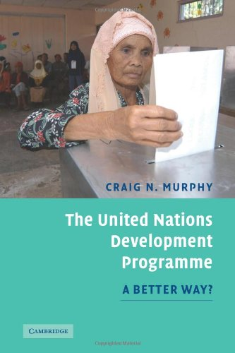 The best books on Globalisation - The United Nations Development Programme by Craig N Murphy