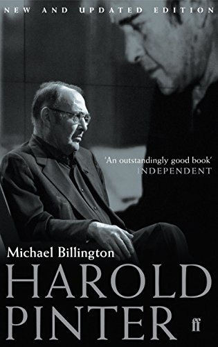 The best books on 20th Century Theatre - Harold Pinter by Michael Billington