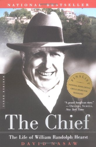 The best books on The Kennedys - The Chief by David Nasaw