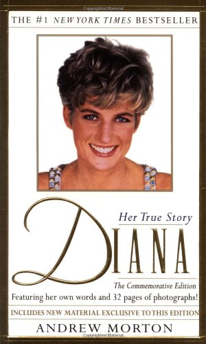 The best books on Modern Day British Royals - Diana by Andrew Morton