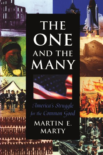 The best books on Religion versus Secularism in History - The One and the Many by Martin E Marty & Martin Marty