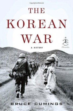 The Korean War: A History by Bruce Cumings