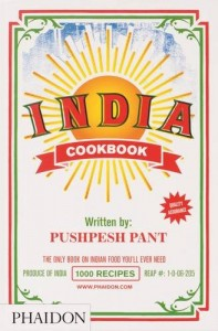 The best books on India - India Cookbook by Pushpesh Pant