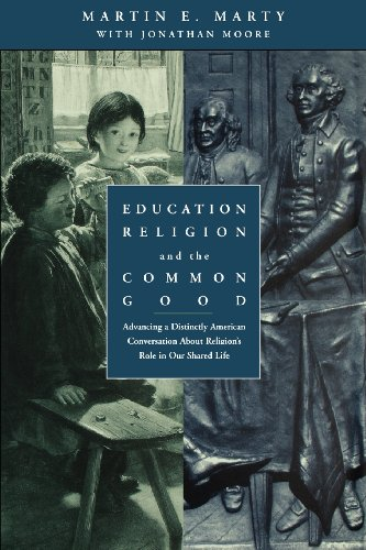 The best books on Religion versus Secularism in History - Education, Religion and the Common Good by Martin E Marty & Martin Marty