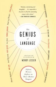 The best books on Language and the Mind - The Genius of Language by Wendy Lessen (editor)
