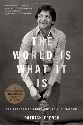 The best books on India - The World is What it is by Patrick French