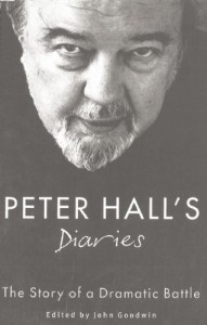 Diaries by Peter Hall
